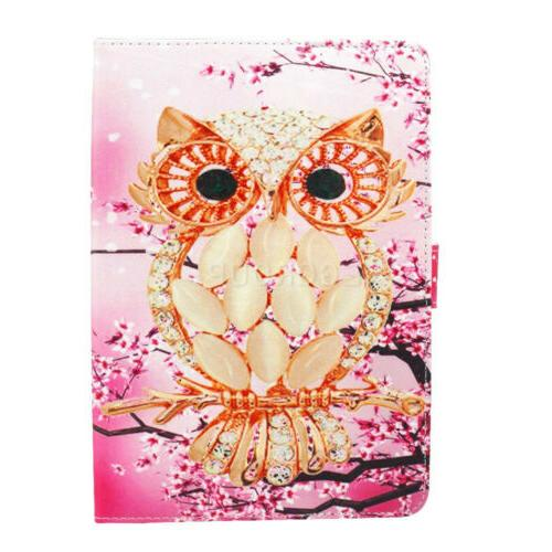 """US 7.0 7"""" PU Leather Case Printing Cover"""