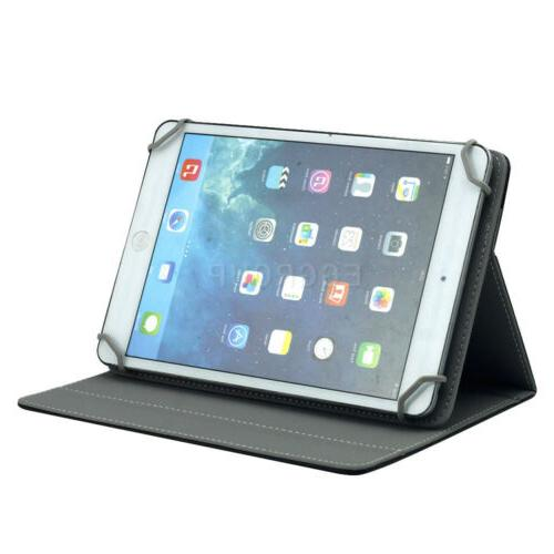 """US For 7.0 7"""" 10.1"""" Tablets Universal PU owl Printing Cover"""