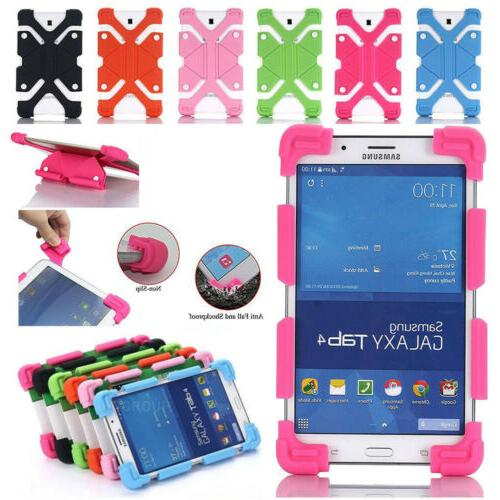 US Universal Kids Safe Shockproof Silicone Case Cover For On