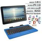 RCA Viking Pro Blue Edition 10 Inch Touchscreen 2 In 1 Table