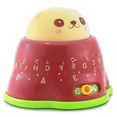 BEST LEARNING Learn Mole Light-Up Toys for Old - Educational Alphabet, Colors, Numbers & Babies