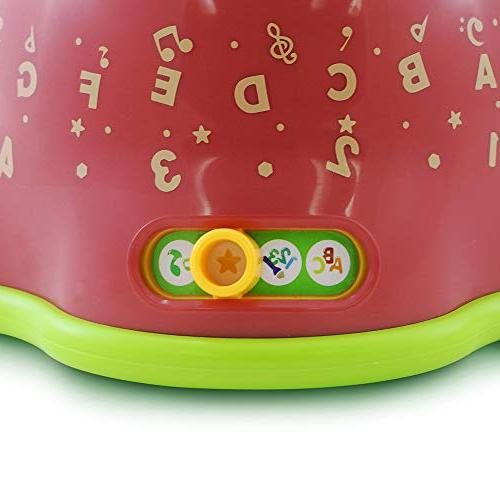 Learn Light-Up Toddler for - Educational Alphabet, Colors, Numbers & Night Light & Babies