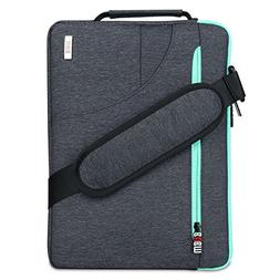 BUBM 11.6 inch Laptop Tablet Handbag Compatible for MacBook