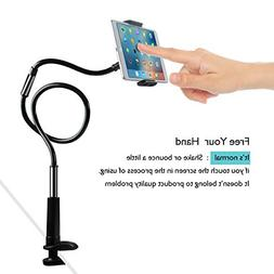 Licheers Lazy Gooseneck Tablet Stand Holder, Flexible Phone