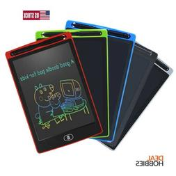 LCD Writing Tablet, 8.5 Inch Colorful Screen Electronic Writ