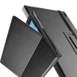 Lenovo Moto Tab Case, Poetic SlimFolio Series-   PU Leather