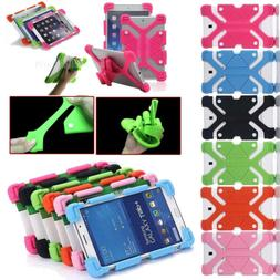 Universal Adjustable Kids Stand Case Cover For Android Table