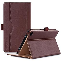 ProCase Lenovo Tab 2 A7-30 Case - Leather Stand Folio Case C