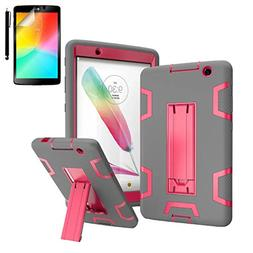 LG G Pad X 8.0 Case,Colel  Shock-Absorption / High Impact Re