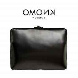london black leather sleeve for tablets