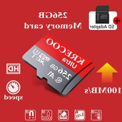 Micro SD Memory Card for Phones Tablets Cameras Dashcam 100m