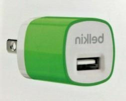 Belkin MiXiT Home and Travel Wall Charger with USB Port - 1
