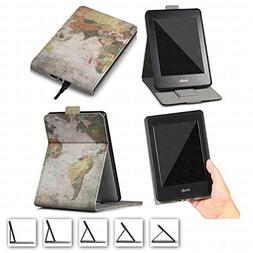 DHZ Multi-Viewing Case for Kindle Paperwhite - PU Leather Ve