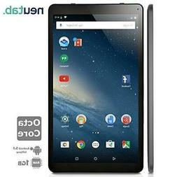 NeuTab 10.1 Inch Octa Core Android 5.1 Lollipop Tablet PC, 1