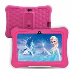 """New 7"""" Dragon Touch Y88X Plus Android 8.1 Kids Tablets Quad"""