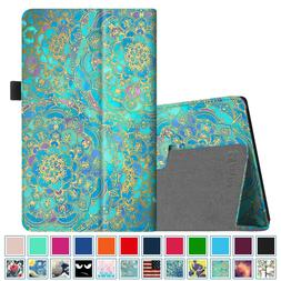 For New Amazon Fire HD 8 inch 8th Gen 2018 Tablet Folio Case