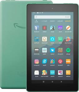 "NEW Amazon Fire 7 Tablet With Alexa 7"" Display 16 GB  - SAGE"