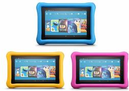 "NEW Amazon Fire 7 Kids Edition Tablet 7"" Display 16GB  BLUE"