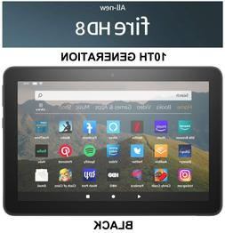 """NEW Amazon Fire HD 8 Tablet With Alexa 8"""" Display 32GB  - BL"""