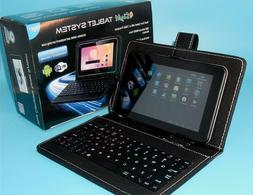 "NEW IN THE BOX! 4-SIGHT 7"" SCREEN, DUAL CORE COMPUTER TABLET"