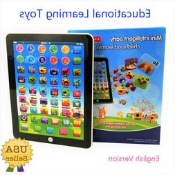 New Educational Learning Kids Children TABLET PAD Toys Gift