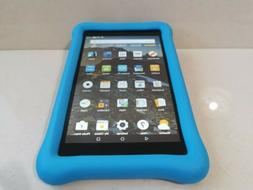"New Nabi Tablet 7"" For Kids 16GB With Red Bumper & Bluetoo"