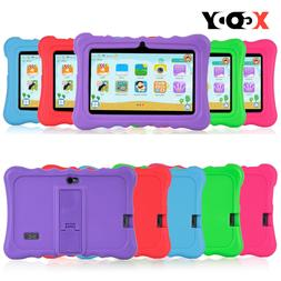 "NEWEST 7"" INCH KIDS ANDROID 8.1 TABLET PC QUAD CORE HD WIFI"