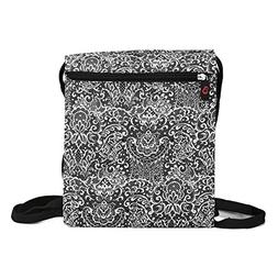 NuVur153; Universal Women's 10 inch Lace Print Backpack Bag