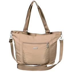 NWT $99 baggallini Pocket Tote Bag Bag Lightweight laptop ta