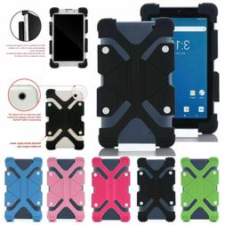 For Onn 7.0 inch Android Tablet Universal Kids Shockproof Si