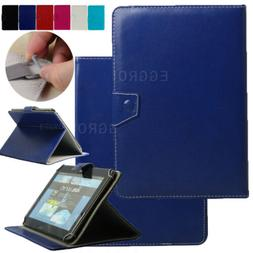 "For Onn 7"" 8"" 10.1"" inch Tablet Tablets - Universal Leather"