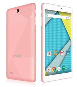 "Plum Optimax 4G Unlocked GSM Tablet Phablet 8"" Android ATT T"