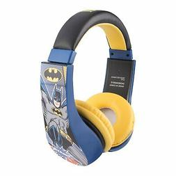 My Little Pony Kid Safe Over the Ear Cushioned Headphone w/V