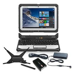 Panasonic CF-20C5-02VM Bundle 10.1-inch Semi-Rugged Tablet