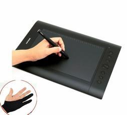 Portable Stylus Digital Drawing Pen Tablet Signature Pad Huion 420 H420 680s 580