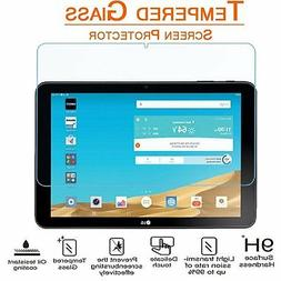 premium Tempered Glass Screen Protector  film For LG G PAD X