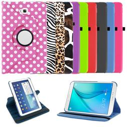 Premium Folding PU Leather Case Cover For Samsung Galaxy TAB