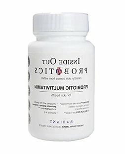 Inside Out Probiotic plus MultiVitamin All In One Tablets-30