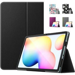 MoKo PU Tablet Shell Cover Stand Smart Case for Samsung Gala