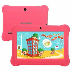 "Alldaymall 7"" Quad Core Android Tablets for kids, with Wi-Fi"