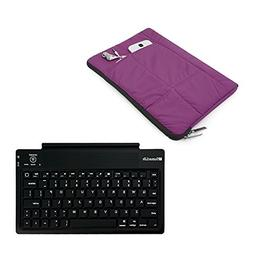 2in1 Quilted Sleeve Cover for Lenovo Yoga / Lenovo Tab 10 /