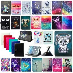 For RCA Pro 10 inch Tablet PC Universal Printed PU Leather F