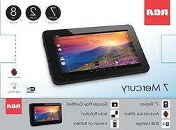 RCA RCT66723W2 7-Inch Tablet Computer 8 GB