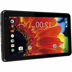 """RCA RCT6873W42 Voyager 7"""" 16GB Tablet Android 8.1 Blue/Purpl"""