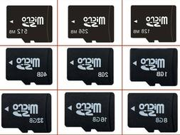 Real 128mb-8gb Micro SD TF Memory Card for Android Smartphon