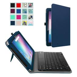 Removable Bluetooth Keyboard Case Cover For Dragon Touch V10