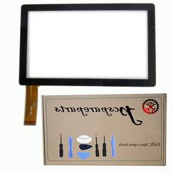 "Replacement Touch Screen Digitizer Glass Panel for 7"" Dragon"