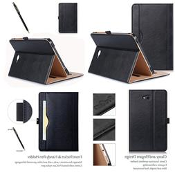 Procase Samsung Galaxy Tab A 10.1 Case Stand Folio Cover For