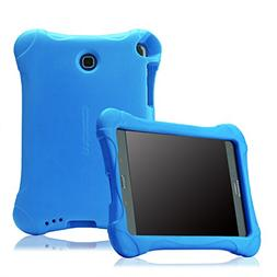 MoKo Samsung Galaxy Tab A 8.0 2015 Case - Kids Friendly Ultr