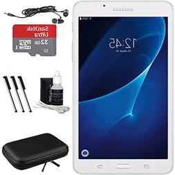 "Samsung Galaxy Tab A Lite 7.0"" 8GB Tablet PC  White Bundle i"